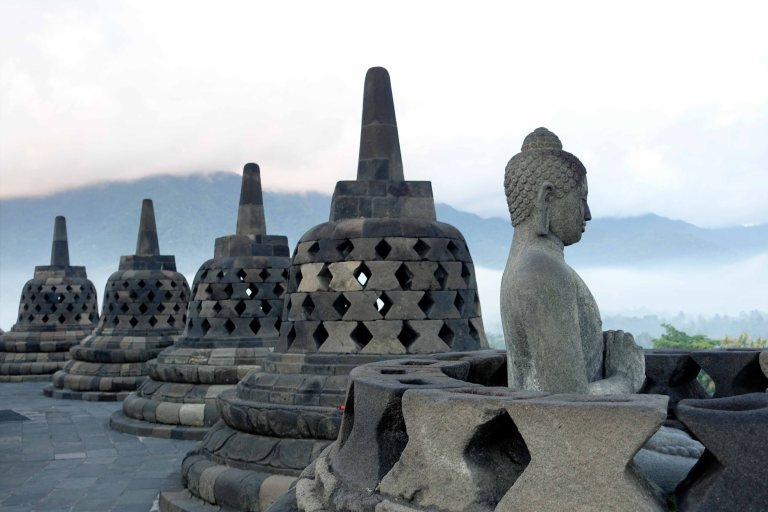Rumah Boedi Borobudur | Private Residence