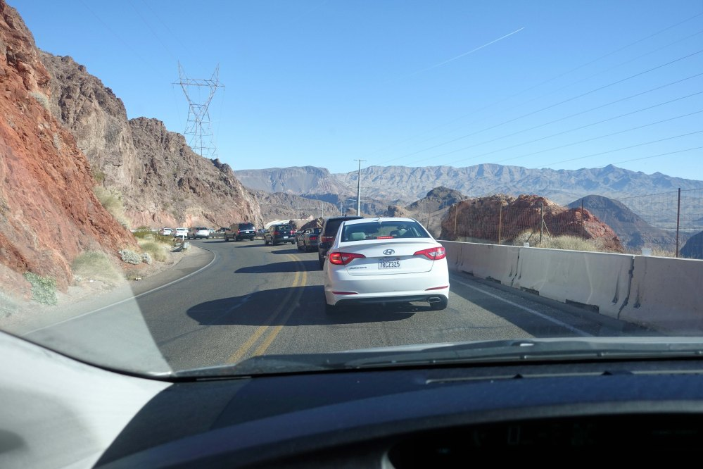 Eitan FOMO: Hoover Dam Edition – WHERE IS NOODLE